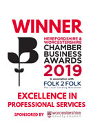 Winner of Chamber Business Awards 2018