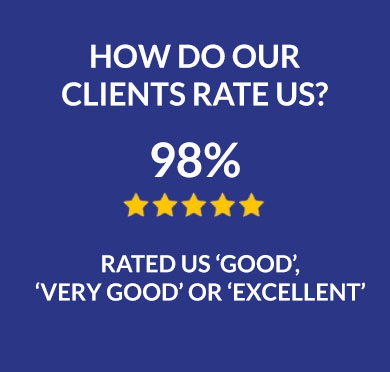 How do our clients rate us