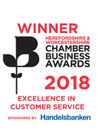 H&W Chamber Award Winner 2018