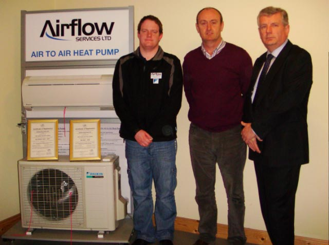 Airflow Services Ltd - Presentation Photo