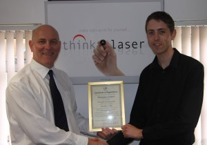 Thinklaser Limited - Presentation Photo