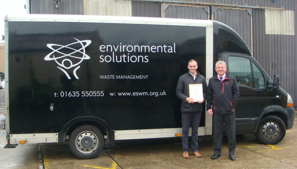 Environmental Solutions Waste Management Ltd Presentation Photo 01.05.14