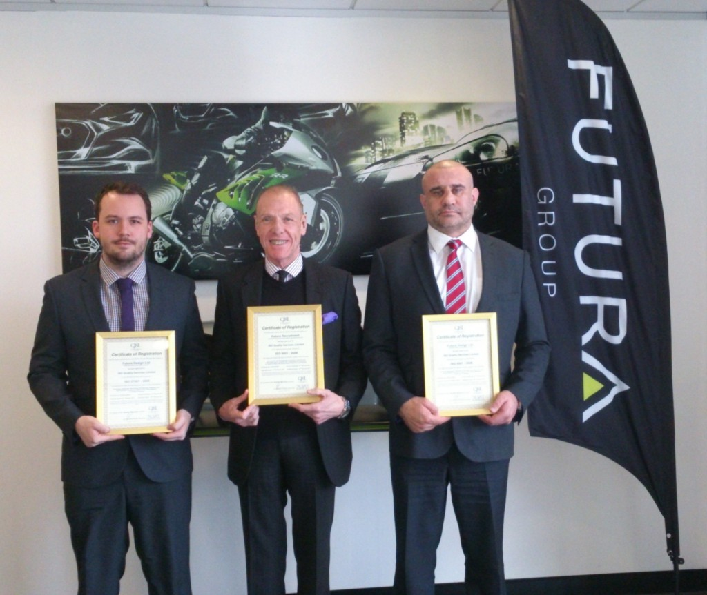 Futura Design & Recruitment Ltd - Presentation Photo