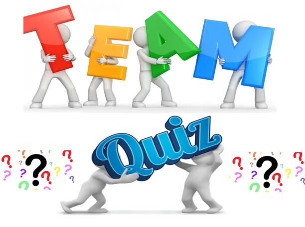 10 organizing quiz team competitions Free team building games,  ongoing competitions are excellent for team building,  christmas and new year ideas for team activities big year 2013 quiz - 100.