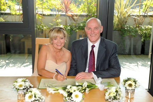 Lead Assessor gets married