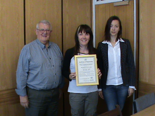 Global Language Services Ltd - Presentation Photo 27.08.14