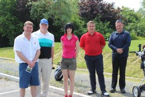 ISO Quality Services Golf Team