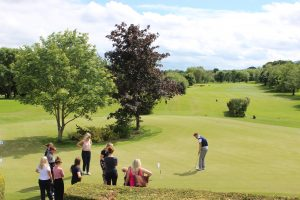Fun Golf for Non-Golfers on the 18th June 2019