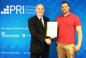 Craig Fergusson - PRI Association Presentation Photo