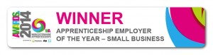 Employer of the Year Small Winner