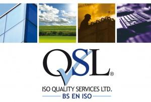 ISO QSL Logo reg trademark