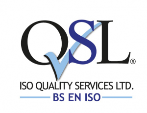 New ISO QSL logo 05-2012 - registered trademark by L