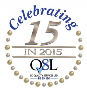 ISOQSL celebrates 15 years of business